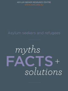 Myths, Facts and Solutions By ASRC